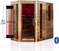 Nobel Sauna 210L